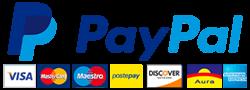 Marchi di accettazione PayPal